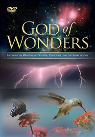 God Of Wonders - (Import DVD)