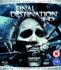 Final Destination 4 (3D Blu-ray)