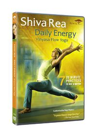 Shiva Rea - Daily Energy - (Import DVD)