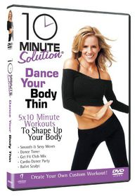 10 Minute Solution - Dance Your Body Thin - (Import DVD)
