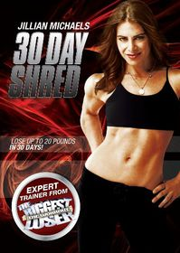 Jillian Michaels - 30 Day Shred - (Import DVD)