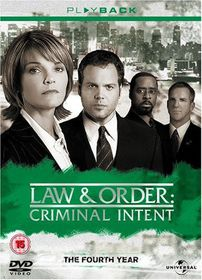 Law And Order - Criminal Intent - Series 4 - Complete - (Import DVD)