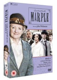 Miss Marple - Series 4 (Julia McKenzie) - (Import DVD)