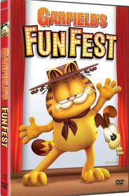Garfield's Fun Fest (2008) (DVD)