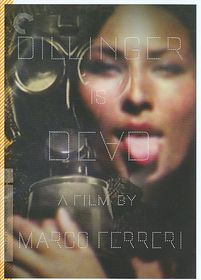 Dillinger is Dead - (Region 1 Import DVD)