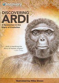 Discovering Ardi - (Region 1 Import DVD)