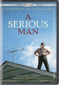 Serious Man - (Region 1 Import DVD)