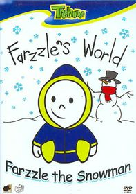 Farzzle the Snowman - (Region 1 Import DVD)