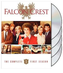 Falcon Crest: The Complete First Season - (Region 1 Import DVD)