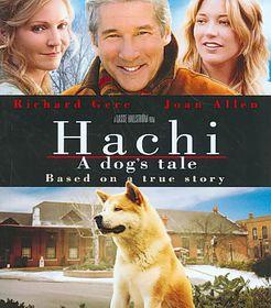 Hachi:Dog's Tale - (Region A Import Blu-ray Disc)