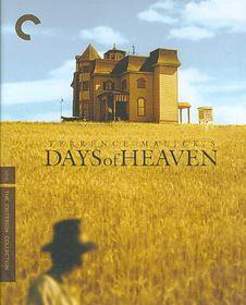 Days of Heaven - (Region A Import Blu-ray Disc)