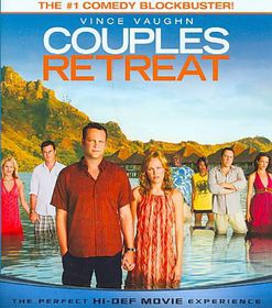 Couples Retreat - (Region A Import Blu-ray Disc)