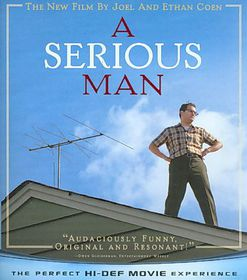 Serious Man - (Region A Import Blu-ray Disc)