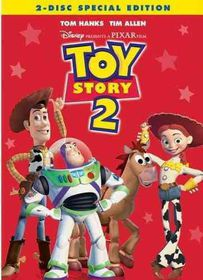 Toy Story 2 (Special Edition) - (Region A Import Blu-ray Disc)