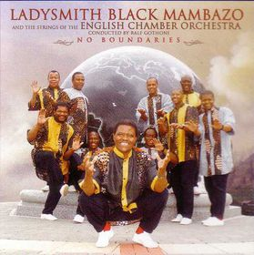 Ladysmith Black Mambazo & The Strings Of - No Boundaries (CD)