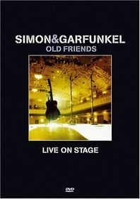 Simon & Garfunkel - Old Friends - Live On Stage (DVD)