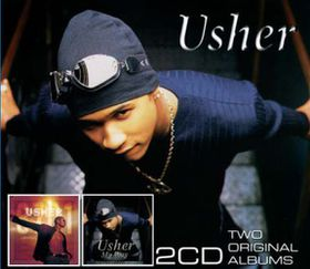 Usher - My Way / 8701 (CD)