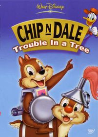 Chip n Dale Trouble in a Tree (DVD)