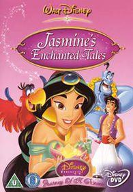 Jasmine's Enchanted Tale - (Import DVD)