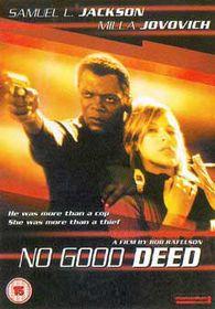 No Good Deed - (Import DVD)