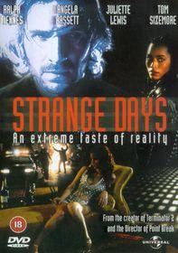 Strange Days - (Import DVD)