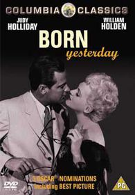 Born Yesterday -  (Import DVD)