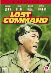 Lost Command - (Import DVD)