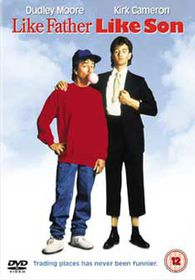 Like Father Like Son - (Import DVD)