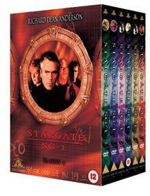 Stargate SG-1: Season 4 (Import DVD)