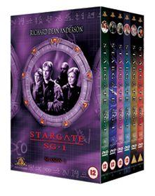 Stargate SG-1: Season 3 (Import DVD)