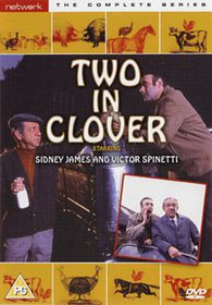 Two In Clover-Complete series - (Import DVD)