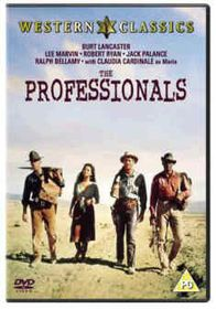 The Professionals (1966) - (Import DVD)