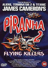 Piranha 2- Flying Killers - (Import DVD)