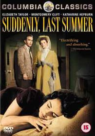 Suddenly Last Summer - (Import DVD)