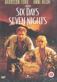 Six Days, Seven Nights - (Import DVD)