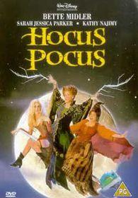 Hocus Pocus - (Import DVD)