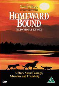 Homeward Bound -  (Import DVD)