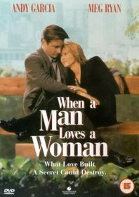When A Man Loves A Woman - (Import DVD)