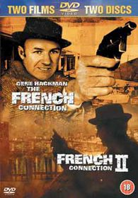 French Connection 1 & 2 - (Import DVD)