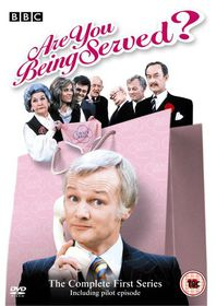 Are You Being Served? - Season 1 And Pilot - (DVD)