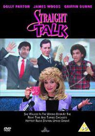 Straight Talk - (Import DVD)