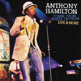 Hamilton, Andy - Coming From Where I'm From - Live & More (DVD + CD)