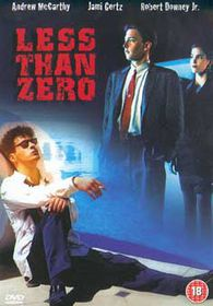 Less Than Zero -  (Import DVD)