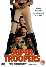 Super Troopers - (Import DVD)