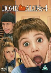 Home Alone 4: Taking Back the House - (Import DVD)