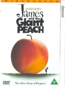James And The Giant Peach  (Import DVD)