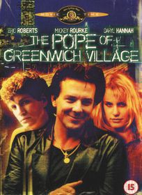 Pope Of Greenwich Village - (Import DVD)