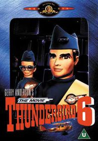 Thunderbird Six-The Movie - (Import DVD)