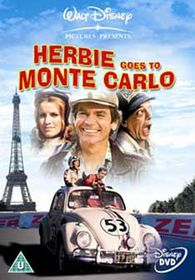 Herbie Goes To Monte Carlo - (DVD)