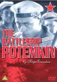 Battleship Potemkin (Eureka)  (Import DVD)